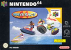 Jaquette Wave Race 64