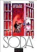 Couverture Lève-toi et meurs - Soda, tome 7