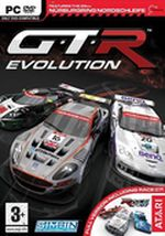 Jaquette GTR Evolution