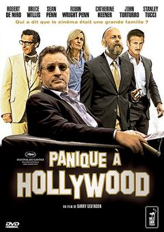 Affiche Panique à Hollywood