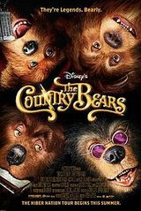 Affiche The Country Bears