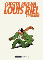 Couverture Louis Riel, l'insurgé