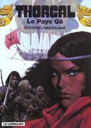 Couverture Le Pays Qâ - Thorgal, tome 10