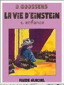 Couverture Enfance - La Vie d'Einstein, tome 1