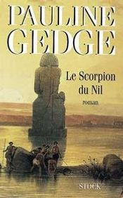 Couverture Le scorpion du Nil