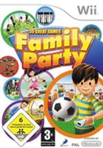 Jaquette Family Party : 30 Great Games
