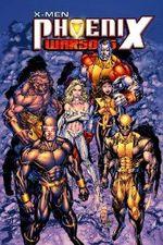 Couverture X-Men: Phoenix Warsong