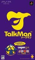 Jaquette TalkMan (Japon)
