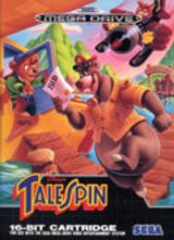 Jaquette TaleSpin