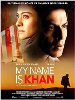 Affiche My Name Is Khan