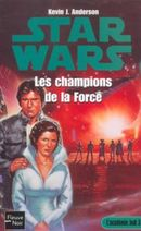 Couverture Les Champions de la force - Star Wars : L'Académie Jedi, tome 3