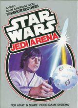 Jaquette Star Wars : Jedi Arena