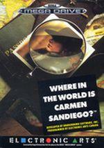 Jaquette À la poursuite de Carmen Sandiego dans le monde