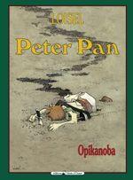 Couverture Opikanoba - Peter Pan (Vents d'Ouest), tome 2