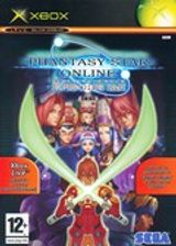 Jaquette Phantasy Star Online Episode I & II