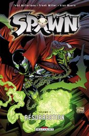 Couverture Résurrection - Spawn, tome 1