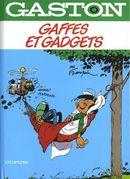 Couverture Gaffes et gadgets - Gaston (première série), tome R0