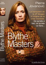 Couverture Blythe Masters