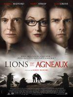 Affiche Lions et Agneaux