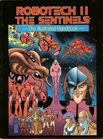 Couverture Robotech II: The Sentinels - The Illustrated Handbook -
