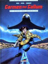 Couverture Deus Ex Machina - Carmen Mc Callum, tome 5