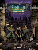 Couverture La Nuit du tombeur - Donjon Monsters, tome 5