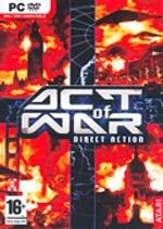 Jaquette Act of War : Direct Action