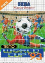 Jaquette Tecmo World Cup '93