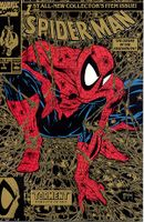 Couverture Spider-Man (1990 - 1998)