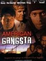 Affiche American Gangsta