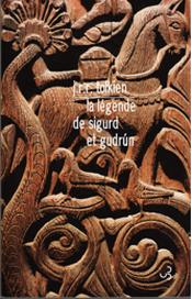 Couverture La Légende de Sigurd et Gudrún