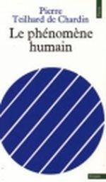 Couverture Le phénomène humain