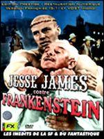 Affiche Jesse James contre Frankenstein