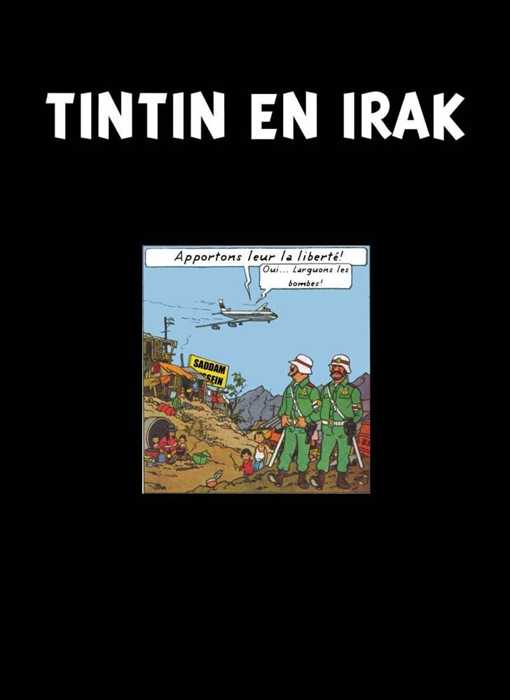 tintin en irak youssouf senscritique. Black Bedroom Furniture Sets. Home Design Ideas