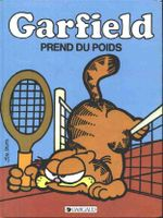 Couverture Garfield