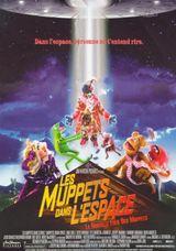 Affiche Les Muppets dans l'espace