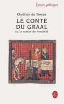 Couverture Perceval ou le conte du Graal