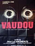 Affiche Vaudou, entre morts et vivants, le sang