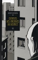 Couverture Extraits des archives du district