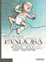 Couverture L'orgueil, Pandora box, tome 1