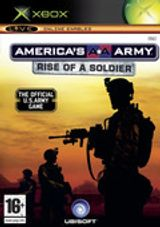 Jaquette America's Army: Rise of a Soldier