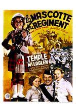 Affiche La mascotte du régiment