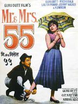Affiche Mr and Mrs 55
