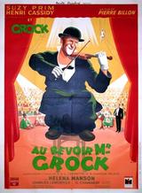 Affiche Au revoir monsieur Grock