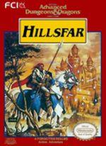 Jaquette Advanced Dungeons & Dragons : Hillsfar
