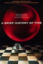 Affiche Une brève histoire du temps