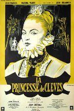 Affiche La Princesse de Clèves