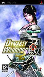 Jaquette Dynasty Warriors Vol. 2