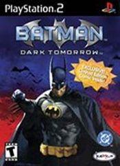 Jaquette Batman : Dark Tomorrow