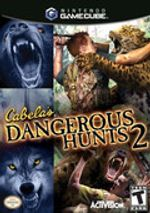Jaquette Cabela's Dangerous Hunts 2